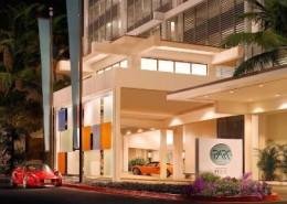 와이키키 파크 호텔
