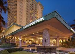와이키키 리조트 호텔