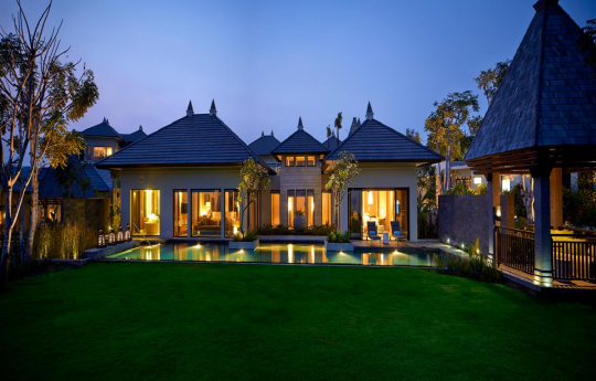 The Ritz-Carlton, Bali - Cliff Villa with Private Pool.png