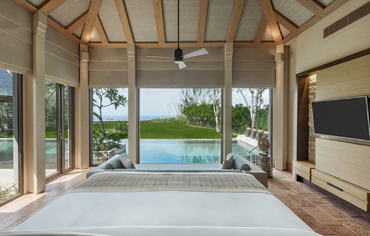 The Ritz-Carlton, Bali - Cliff Villa with Private Pool (Bedroom 1).png
