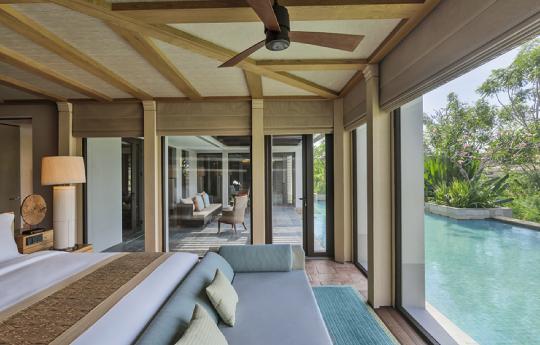 The Ritz-Carlton, Bali - Ritz-Carlton Cliff Villa with Private Pool (Main Bedroom 1).png