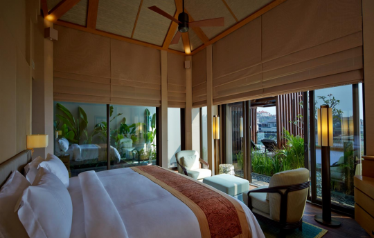 The Ritz-Carlton, Bali - Sky Villa with Private Pool (Bedroom 2).png