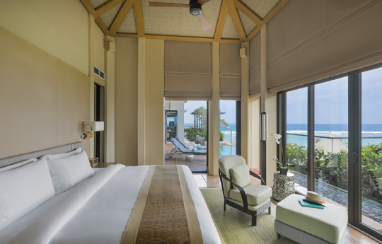 The Ritz-Carlton, Bali - Sky Villa with Private Pool (Bedroom).png