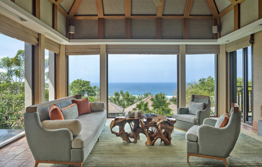 The Ritz-Carlton, Bali - Ritz-Carlton Cliff Villa with Private Pool (Living Room).png