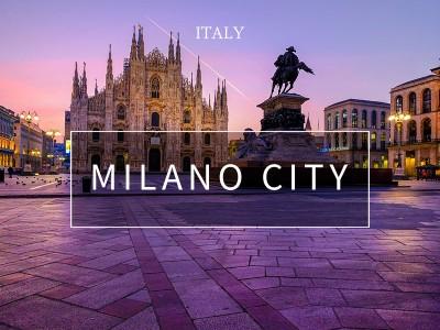세계 패션을 이끄는 도시 밀라노
