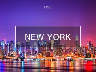 미국 신혼여행의 꽃 '뉴욕'