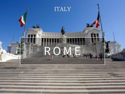 신화의 도시 'ROMA'