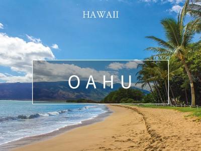 액티비티의 천국, 하와이 오아후섬