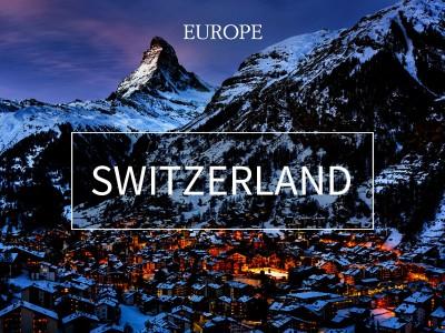 하얀 천국 , 스위스 허니문