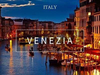 운하의 도시, 베네치아