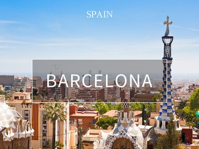 열정의 도시, 바르셀로나 허니문