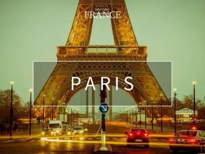 예술이 흐르는 도시, 프랑스 파리