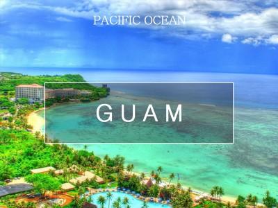 서태평양의 작은 낙원, 괌