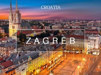 동유럽의 숨은 보석, 자그레브