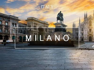 유럽 쇼핑의 1번지 , 밀라노