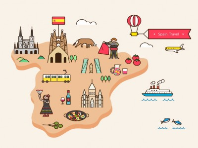 쉽고 편한 스페인신혼여행