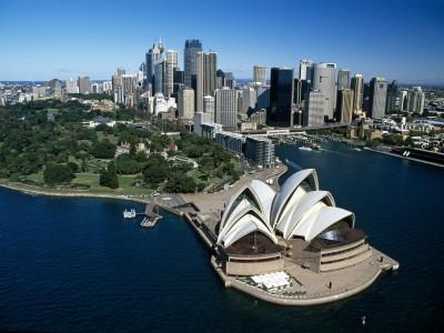 코로나 19 청정지역, 호주신혼여행