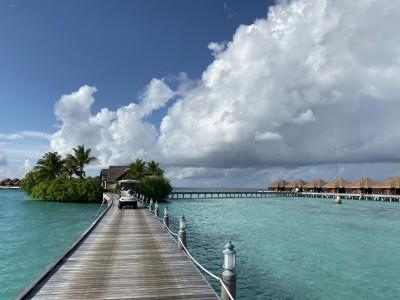신혼여행의 성지, 몰디브신혼여행 100배 즐기기