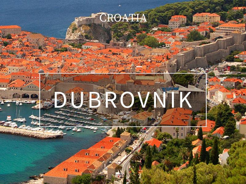 유러피안의 휴양지, 크로아티아