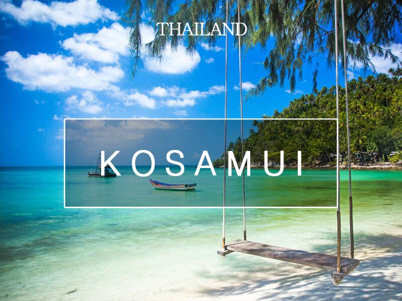 동남아의 몰디브, 코사무이